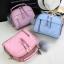 กระเป๋าถือ Pretty bag สีฟ้า thumbnail 13
