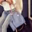 กระเป๋าlผู้หญิง Dumpling PInk thumbnail 7