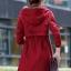เสื้อกันหนาว พร้อมส่ง สีแดง ตัวยาวคลุมสะโพก เนื้อผ้าดีมากๆเลยค่ะ งานสวยสมราคาแน่นอน thumbnail 4