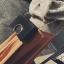 กระเป๋าสะพายข้าง squre curcle สีเทา สำเนา thumbnail 6