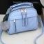 กระเป๋าถือ Pretty bag สีฟ้า thumbnail 1
