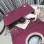 กระเป๋าสะพายข้าง squre curcle สีเทา สำเนา thumbnail 5