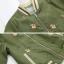 เสื้อคลุมแฟชั่น เสื้อกันหนาว พร้อมส่ง เสื้อคลุมแฟชั่น เสื้อกันหนาว ผ้าคอตตอน สีเขียว thumbnail 2