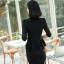 เสื้อสูทแฟชั่น เสื้อสูทสำหรับผู้หญิง พร้อมส่ง สีดำ ผ้าคอตตอน 100 % เนื้อดี คุณภาพงานพรีเมี่ยม thumbnail 4