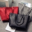 กระเป๋าสะพายข้างใบใหญ่ Leather woman (Red) thumbnail 14