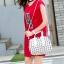 กระเป๋าสะพายข้างผู้หญิงสีเมทัลลิค Fashion Lady thumbnail 11