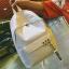 กระเป๋าเป้ LB001 เป้ใบใหญ่ ใส่หนังสือได้ PINK thumbnail 7
