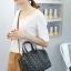 กระเป๋าสะพายข้างผู้หญิงสีเมทัลลิค Fashion Lady thumbnail 3