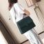 กระเป๋าสะพายข้างผู้หญิง Leather around สีดำ thumbnail 18