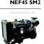 """เครื่องยนต์ดีเซล Diesel Engine """"IVECO"""" 4 สูบ Cylinder # NEF45SM2 ขนาด prime 66 kw. @ 1500 RPM. thumbnail 1"""