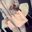 กระเป๋าlผู้หญิง Dumpling PInk thumbnail 1