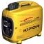 """เครื่องกำเนิดไฟฟ้าเครื่องยนต์เบนซินขนาด 1 KVA """"KIPOR""""# IG1000 (PORTABLE GASLOLINE GENERATOR """"KIPOR"""" # IG1000 1 KVA) thumbnail 1"""