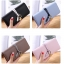 กระเป๋าสตางค์ผู้หญิง Ribbon Cute สีดำ thumbnail 5