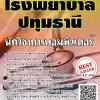 โหลดแนวข้อสอบ นักวิชาการคอมพิวเตอร์ โรงพยาบาลปทุมธานี