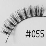 ขนตาปลอม แบบ10คู่ ราคาปลีก #055 แกนไหม