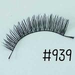 ขนตาปลอม แบบ10คู่ ราคาปลีก #939 แกนไหม