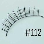 ขนตาปลอม แบบ10คู่ ราคาปลีก #112 แกนไหม