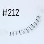 ขนตาปลอม แบบ10คู่ ราคาปลีก #212 แกนเอ็น